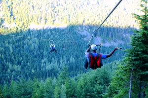 Superfly Ziplines Whistler British Columbia Tourism Worldtraveladventurers